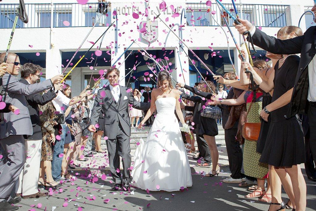 Mariage en Vendée à la Tranche /s Mer