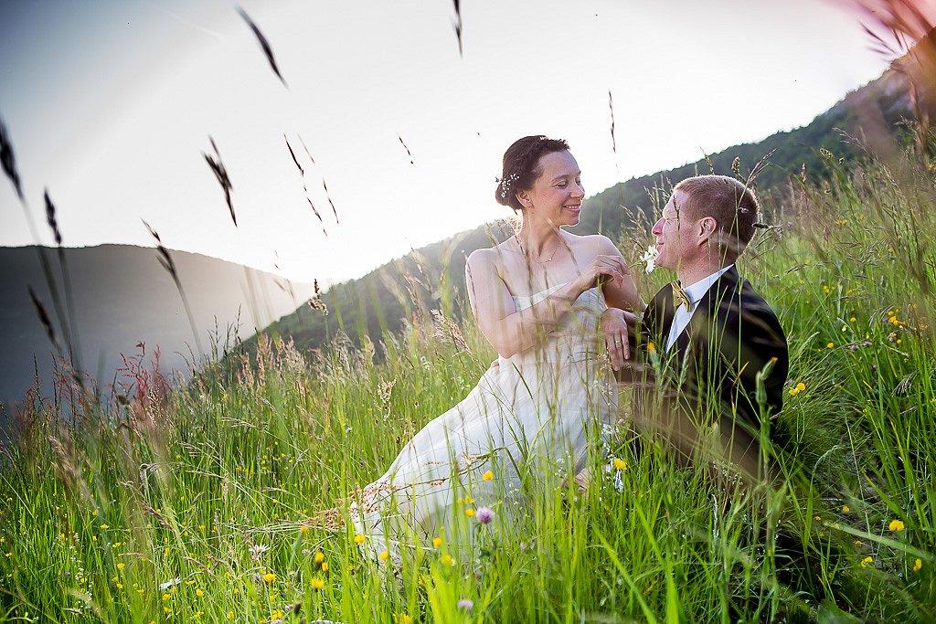 Mariage dans les Bauges